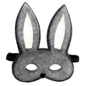 Barclay Bunny Felt Facemask