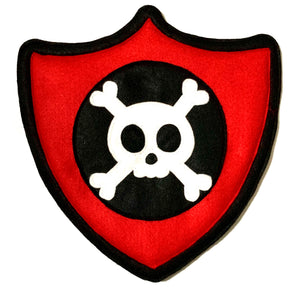 Character Shield - Presley the Pirate