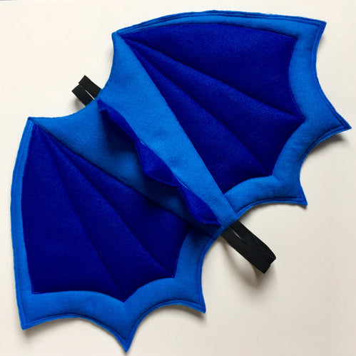 Dragon Blue Wings