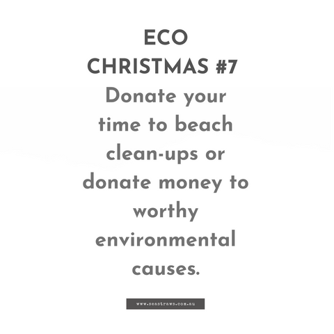 Sustainable Christmas ideas.