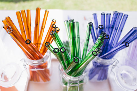Are glass straws safe?