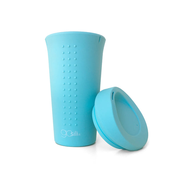Gosili Silicone To-Go Coffee Cup/ Tea Cup - 16OZ