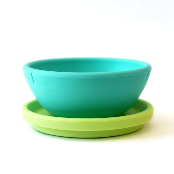Silikids Silicone Bowl