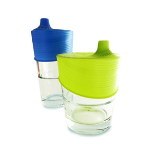 Silikids Universal Silicone  Sippy Tops 2pk