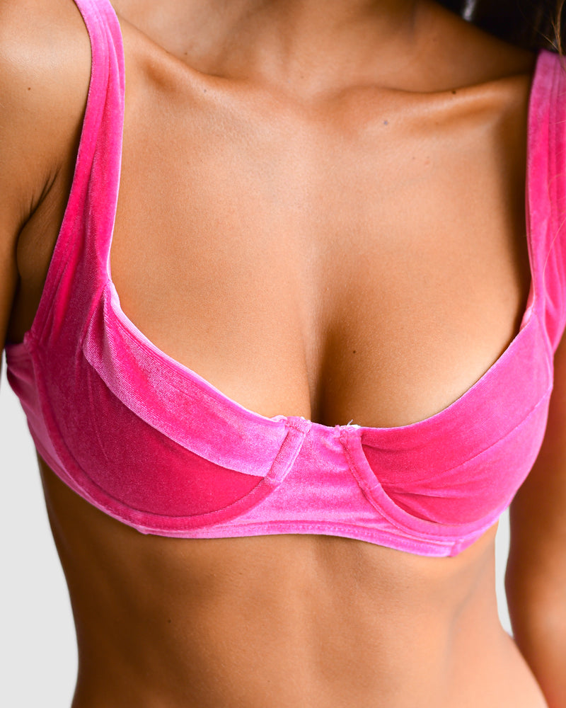 Barbados Underwire Top