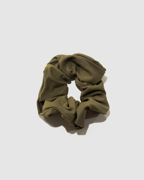 Capri Green Apple Spice Scrunchie