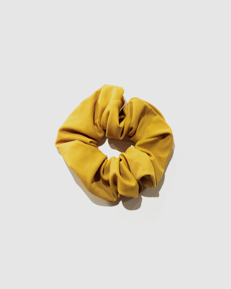 <b>Capri</b><br>Pineapple Scrunchie<br>Sustainable Australian Swimwear