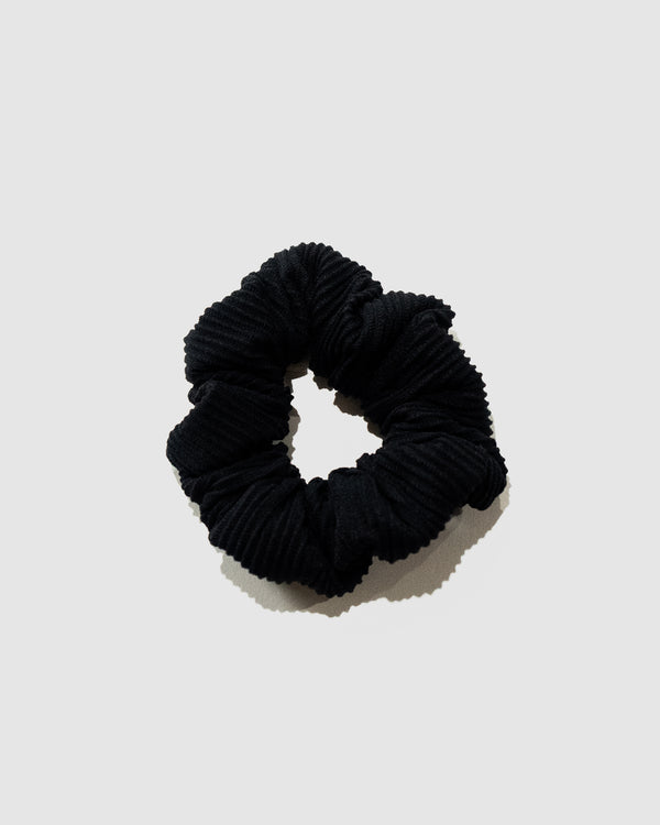 <b>Tahiti</b><br>Blackberry Ribbed Scrunchie<br>Sustainable Australian Swimwear