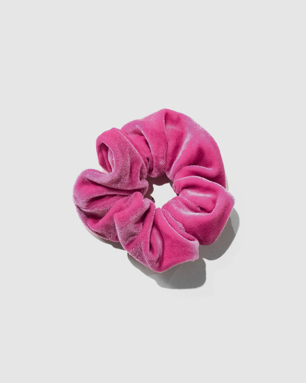 <b>Maui</b><br>Fairy Floss Velvet Scrunchie<br>Sustainable Australian Swimwear