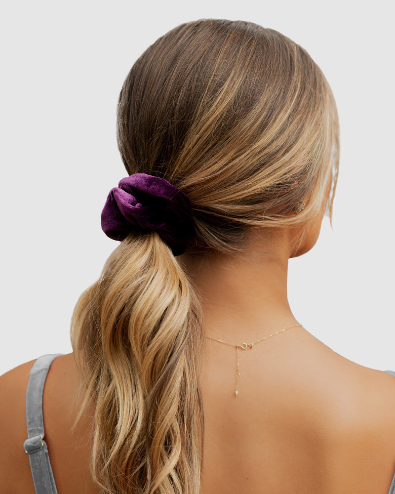 Maui Velvet Scrunchie 2-Pack