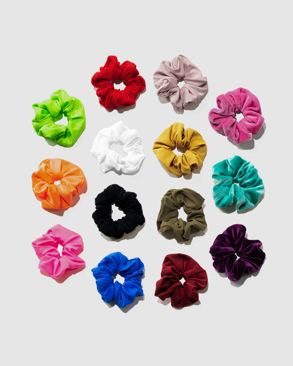 <b>Vacation</b><br>Scrunchie 14-Pack<br>Sustainable Australian Swimwear