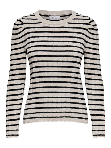 ONLY Elsie Striped Top