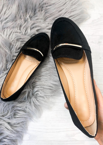 Alexa Loafers - Black