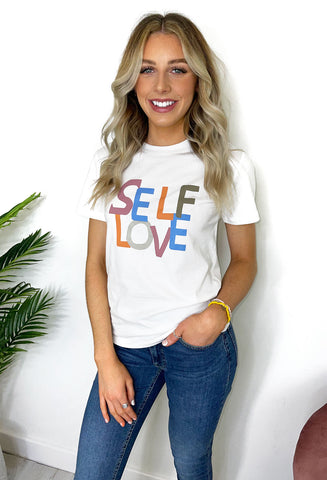 Soaked In Luxury Self Love T-shirt