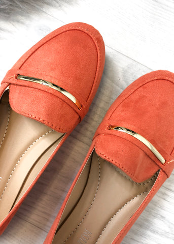Alexa Loafer - Orange