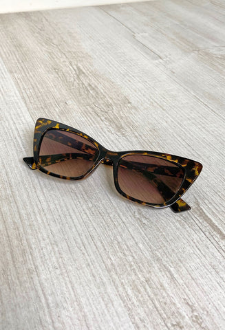 Luna Sunglasses - Bronze
