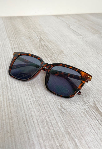 Luna Sunglasses - Brown Sugar