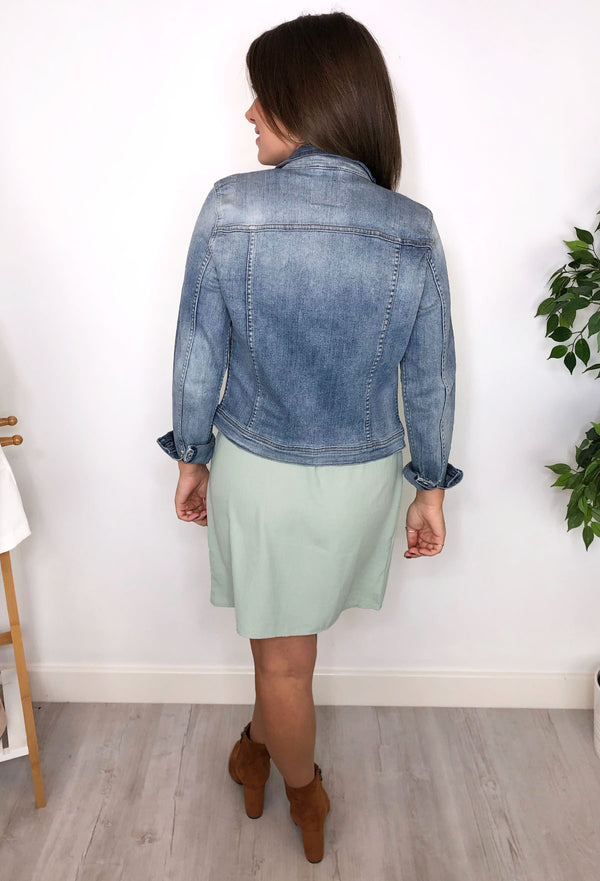Light Blue Denim Jacket