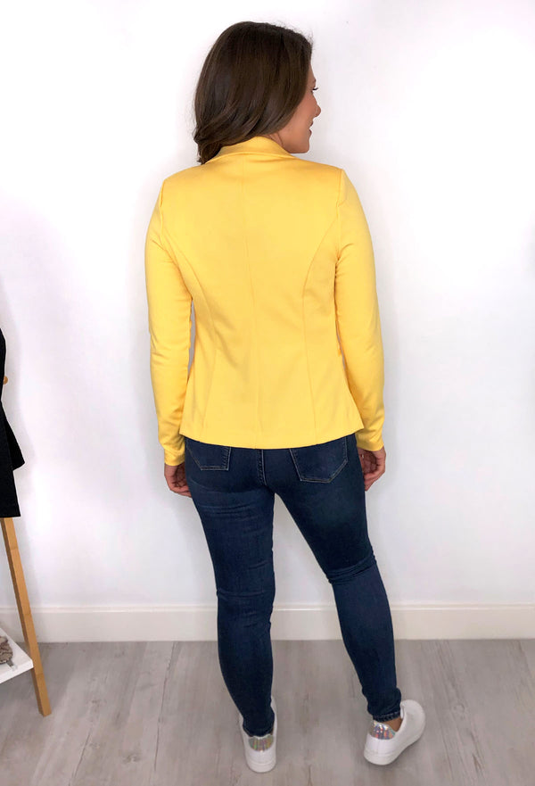 Jennifer Blazer - Yellow