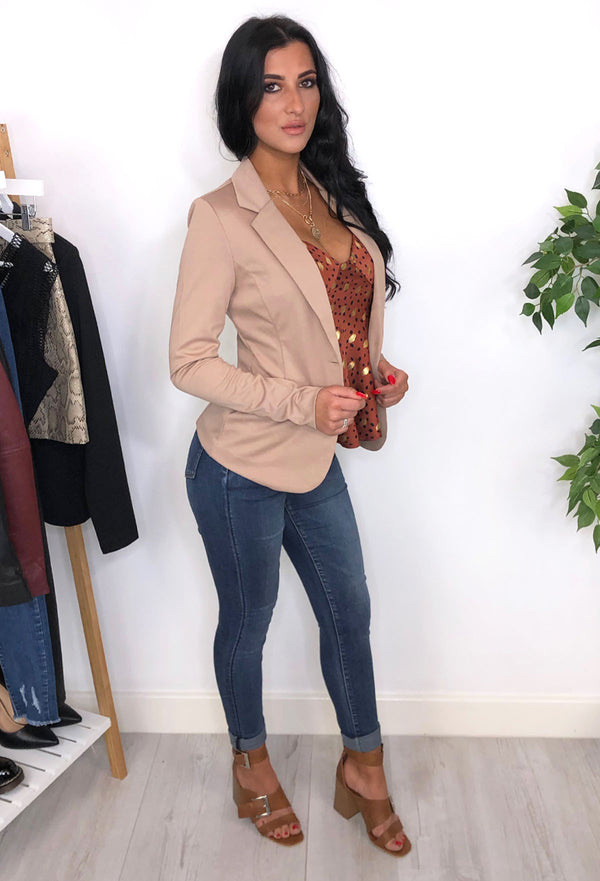 Jennifer Blazer - Natural Beige