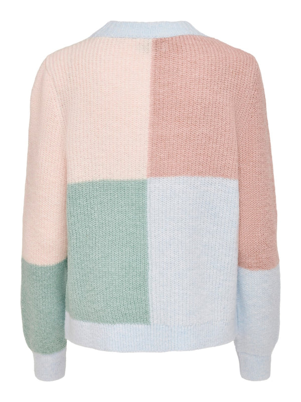 ONLY Mariah Colour Block Jumper