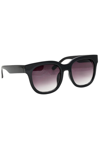 Nümph Chunky Flare Black Sunglasses
