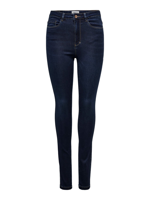 ONLY Royal High Waisted Skinny Jeans - 34""
