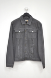 Frankie Grey Wash Denim Jacket
