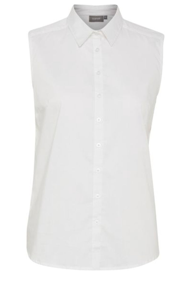 Fransa Ruth Sleeveless Shirt