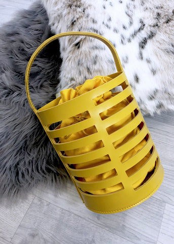 Bucket Bag - Yellow