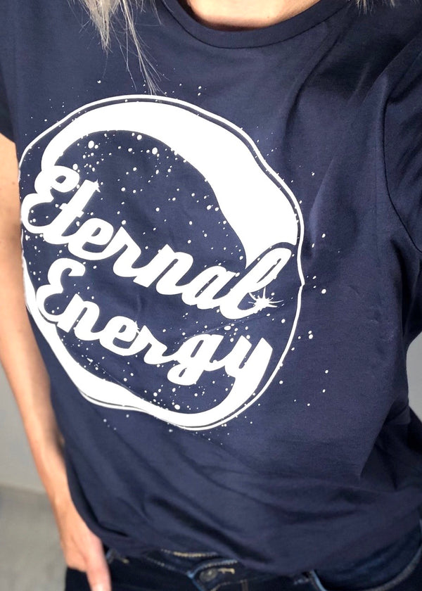 Eternal Energy Navy T-shirt