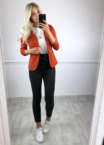 Jennifer Blazer - Burnt Orange