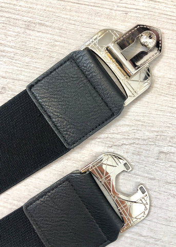 Minnie Waist Belt - Silver