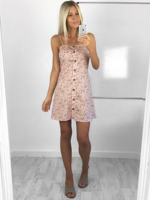 Ellie Ditsy Floral Cami Dress