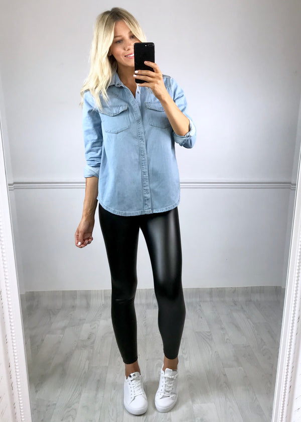 Zola Denim Shirt