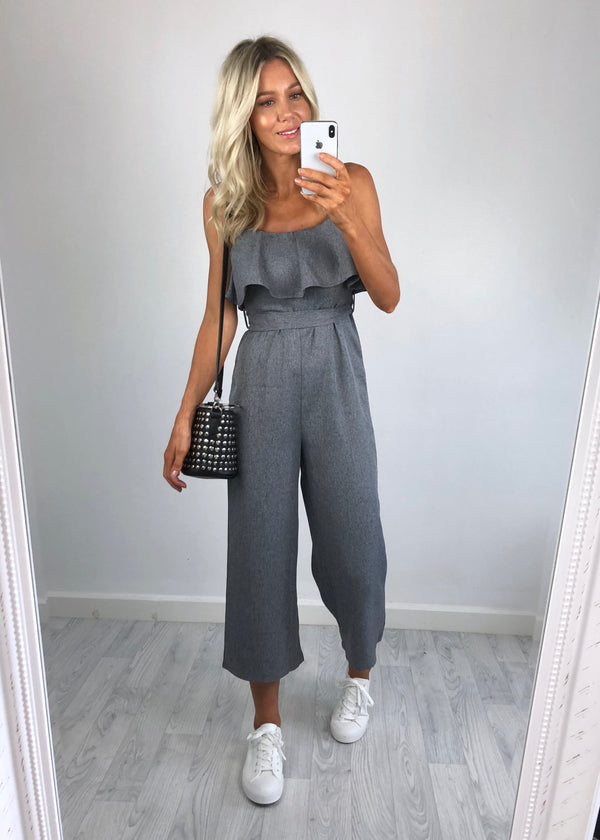 Urban Bliss - Halo Frill Jumpsuit