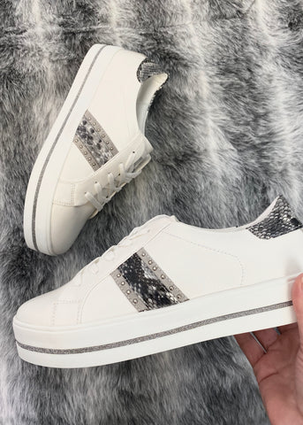 Angel Sparkle Trainers