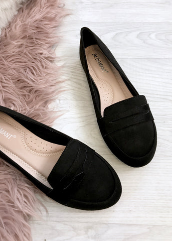 Gracie Loafers - Black