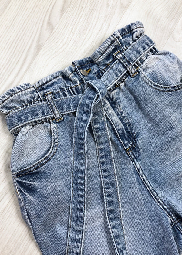 Dixie Paperbag Jeans