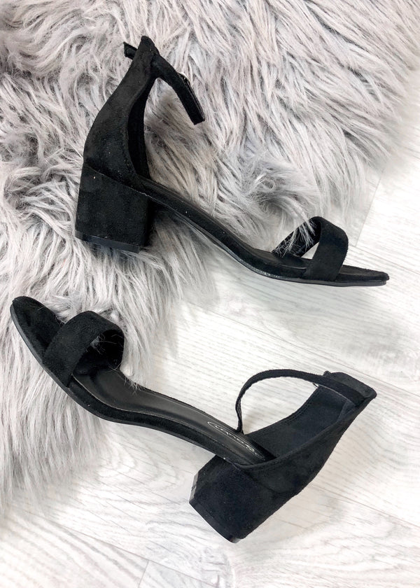Avery heeled sandals - Black