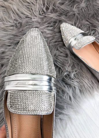 Gigi Sparkle Loafers