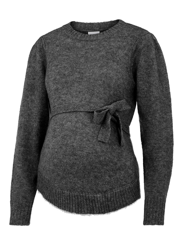 Mamalicious Savannah Jumper - Grey