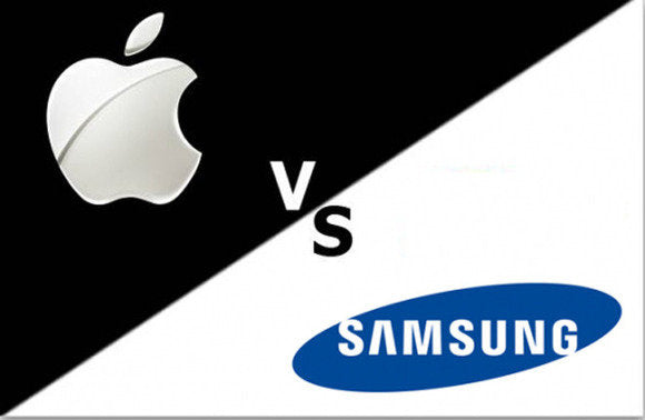 Samsung? no, Apple.. No wait, Samsung... No no, Apple