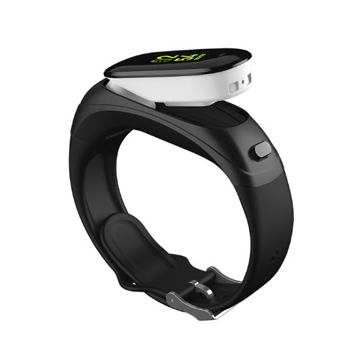 KLOKS Smartwatch and Bluetooth headphone all-in-one