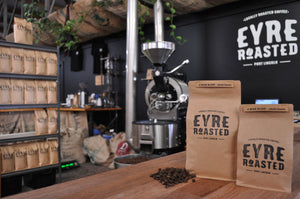 Eyre Roasted, Coffee, Port Lincoln, Beer Garden Brewing
