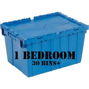 Facebook  1 Bedroom Bin Package - bins4moves