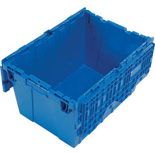 Clean blue bin for rent