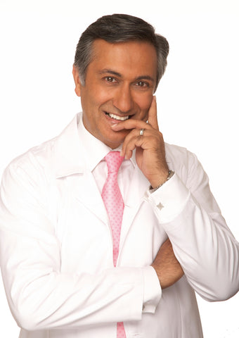 Dr Aamer Khan of the Harley Street Skin Clinic