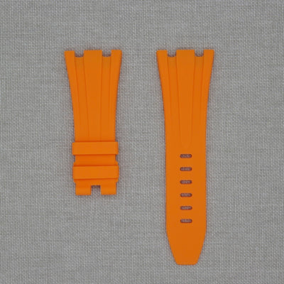 Orange 42mm AP Rubber Strap