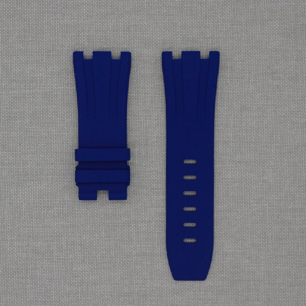 Navy Blue AP Rubber Strap